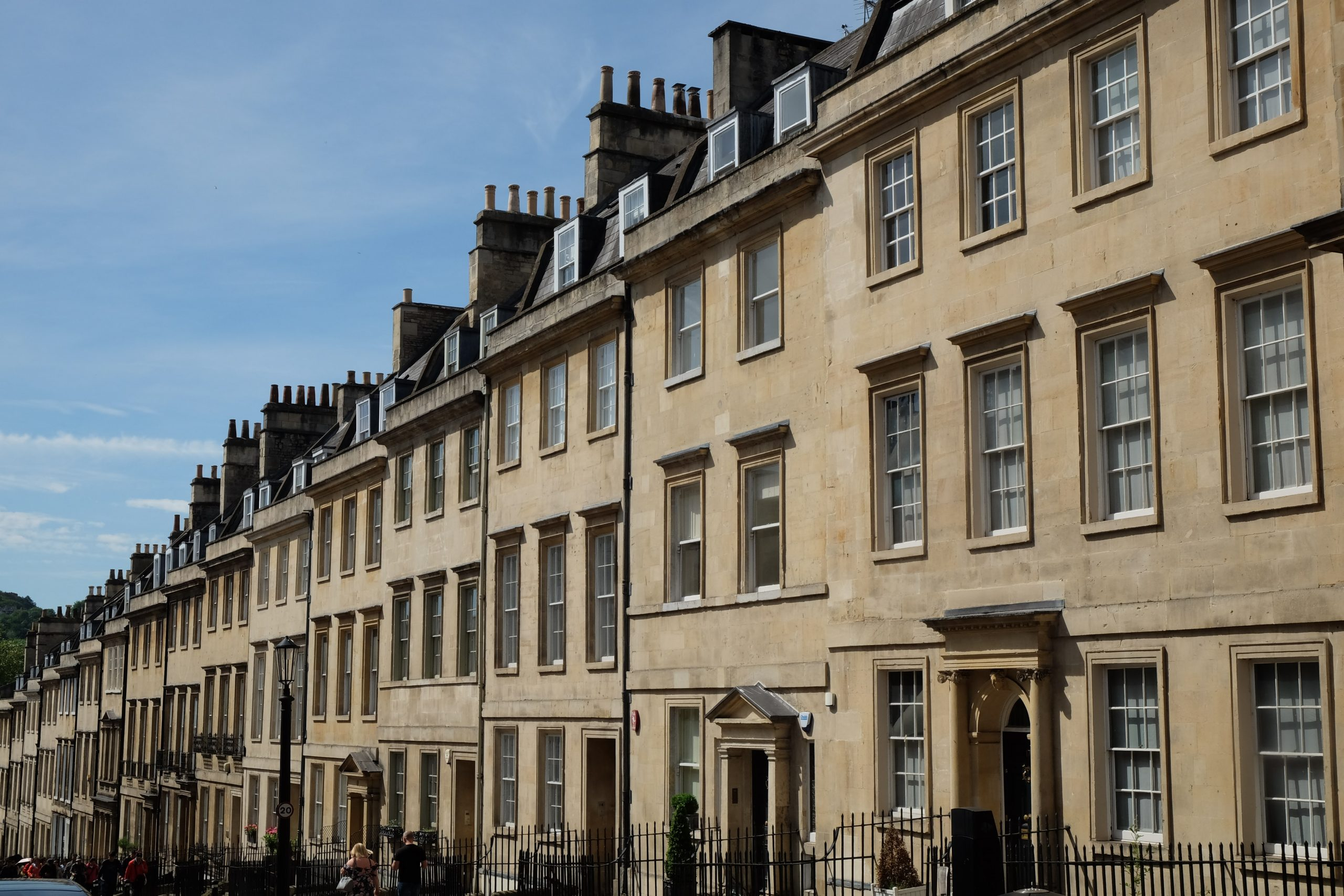 Buy to let affordability - British street